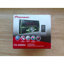 Reproducto Pioneer Fh-x500ui