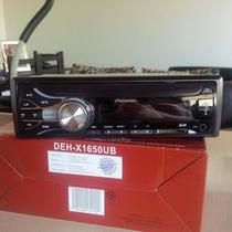 Reproductor Pioneer Dehx1650ub En Oferta