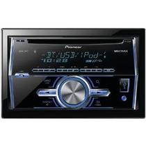 Reproductor De Auto Pioneer Cd Mp3 Iphoneusb Bluetooth