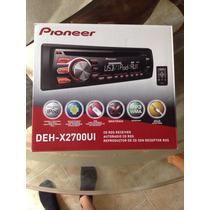 Reproductor Pioneer Nuevo 100% Original