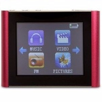 Reproductor De Musica Mp3 Video Foto Marca Eclipse De 8gb
