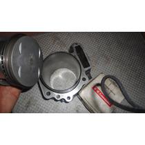 Bloque De Klr 650, Con Cilindro Kawasaki, Standar Y Piston