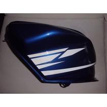 Tanque D Gasolina D Moto Bera R1 Color Azul Y Blanco Nuevo