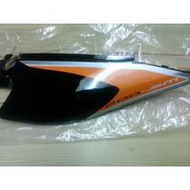 Tapa Lateral Tx200 Derecha Sm Naranja Original Oferta