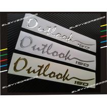 Emblema Moto Empire Benelli Outlook