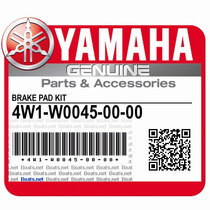 Pastillas De Freno Para Yamaha Rd 250 350 Lc Genuine Yamaha