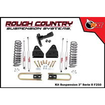 Rough Country Kit Suspensión 3plg F-250 Super Duty 11-14