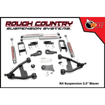Rough Country Kit Suspension 2.5plg Blazer 1998-2004