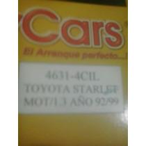 Cable De Bujía Para Toyota Starlet Motor 1.3 Año 92/99