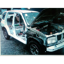 Torpedo Trompa Chevrolet Grand Vitara 4x2 2001 Al 2007