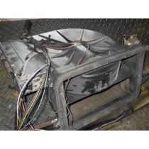 Caja Difusora Con Motor Fan Soplador Resistenci Para Ford Ka