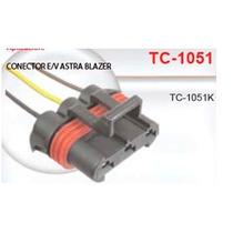 Conector Electroventilador Blazer - Astra