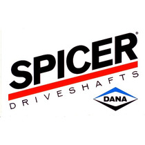 Crucetas Spicer Originales Toyota Meru Y Prado