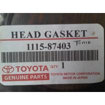 Empacadura Camara Toyota Terios