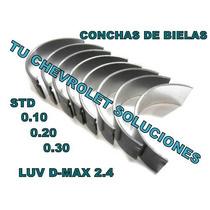 Conchas De Bielas Luv Dmax 2.4