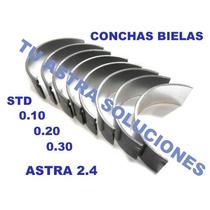 Conchas De Bielas Astra 2.4