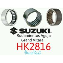 Hk2816 Grand Vitara Rolinera Aguja Rodamiento Aguja Vitara