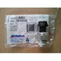 Sensor Capsula Presion Aceite Tahoe Avalancha Impala Ss 07