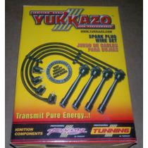 Juego Cables De Bujias Yukkazo 7mm Luv D-max 2.4l 8val 03/06