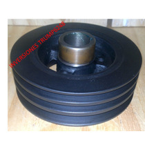 Damper Ford 300 F150 F350 Modelo Viejo 3 Canales 6 Cilindros