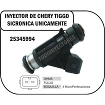 Inyector De Chery Tiggo 2.4 Sincronica Nuevo 25345994