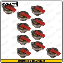 957 10 Pz Tapa De Radiador Nueva 9lbs Con Leva Toyota Hilux