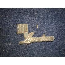 Emblema Ford Ltd Landau Tablero