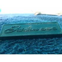 Emblema Ford Fairlane 500 Tablero
