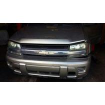 Trompa Chevrolet Trail Blazer Año 2002-04