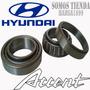 Par Rolinera Delantera Hyundai Accent / Excel (original)
