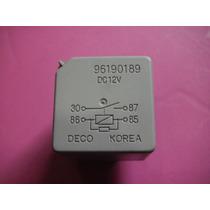 Relay Mod. 96190189 12v 40amp. Chevrolet