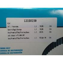 Correa Tiempo Fiat Uno Original Dayco 121 Dientes
