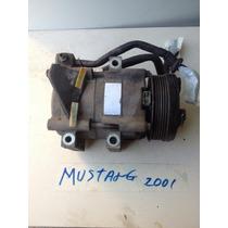 Compresor Aire Acondicionado Ford Mustamg Motor 4.6