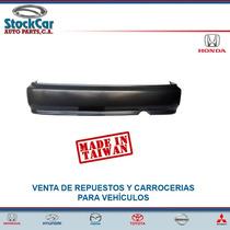 Parachoque Trasero Honda Civic 98-00