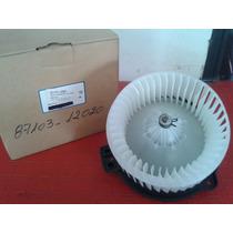 Motor Soplador Aire Acondicionado Toyota Araya 90-92 / Sky
