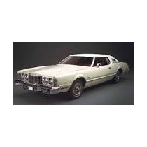 Cluster Completo Ford Thunderbird Años 1973 A 1976