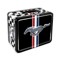 Lonchera Metalica Ford Mustang De Coleccion