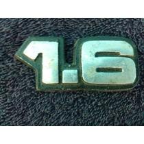 Emblema 1.6 Chevrolet Chevette Maleta