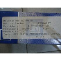 Interruptor Vidrio Compuerta De Blazer 97-02 Original Gm