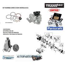 Kit Bomba Dirección Hidráulica Chevrolet Corsa Todos Aap