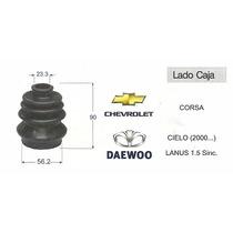 Goma Copa Caja Chevrolet Corsa - Daewoo Cielo Lanus