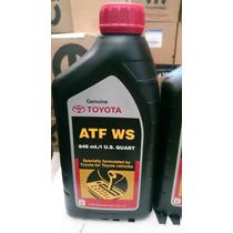 Aceite Ws Para Cajas Automáticas Toyota