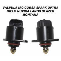 Valvula Iac Sensor De Minimo Corsa Optra Aveo Cielo Otros