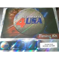 Kit Cadena Tiempo Nissan Sentra B13/b14 Ga16ed 1.6 Lts