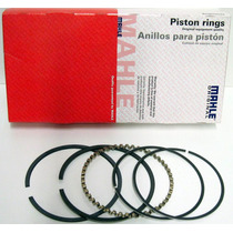 Anillos Cromados Gruesos Ford302/300 Gm 350/305 Dodge 318