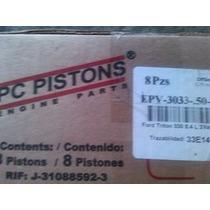 Juegos De Pistones Ford Triton 5.4 Ford Fx4