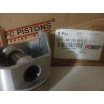 Juego Piston Chevrolet 305 V8 En Medida 020 Perfect Circle