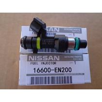 Inyectores De Nissan Tiida 16600-en200 Fby2850