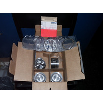 Kit De Pistones Y Anillos Std, 0.50 Vw Fox/crossfox/spacefox