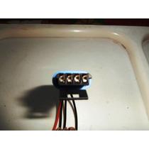 Conector P/valv. Iac Daewoo-chevrolet-chrysler 4 Pines S-551
